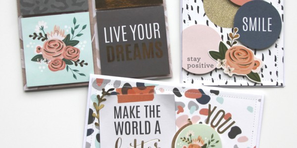 Uplifting Words Cards