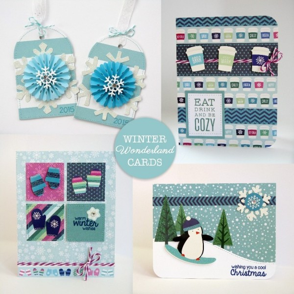 Winter Wonderland Cards-Instagram