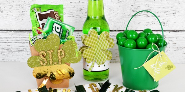 St. Patrick's Day Quick Gift