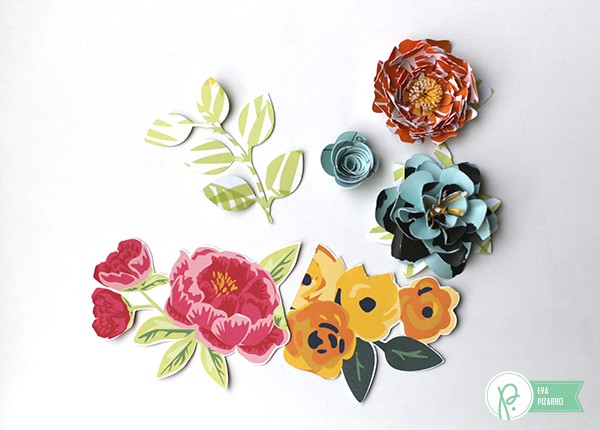 Spring Home Decor by @evapizarrov using #Everyday collection by @tatertotsandjello and @pebblesinc