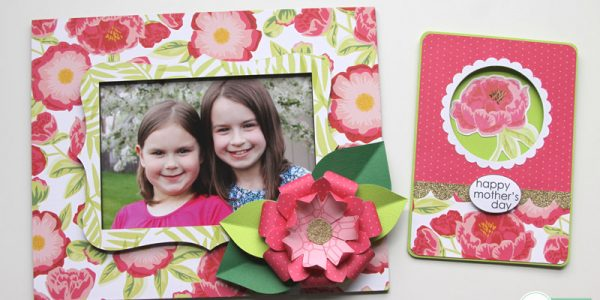Mother's Day Card and Frame Gift Set
