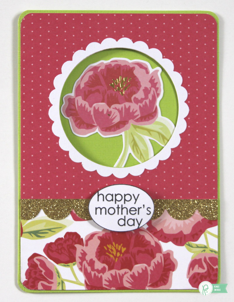 Mother\'s Day Card and Frame Gift Set - Pebbles, Inc.