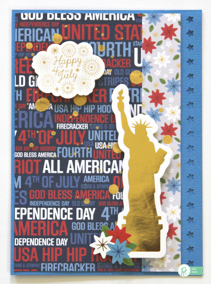 4th of july cards pebbles inc