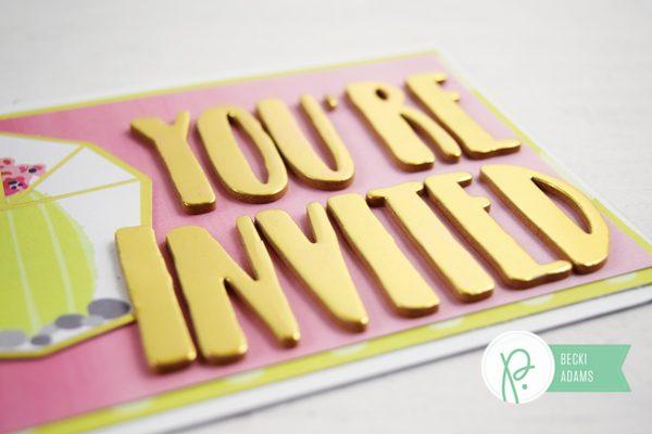 Becki Adams_Summer Party Invitation Set_3