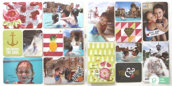 Disney Pocket Pages – Pool Time
