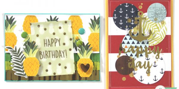 Summer Birthday Cards