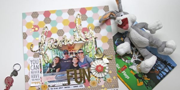 Family Fun Layout