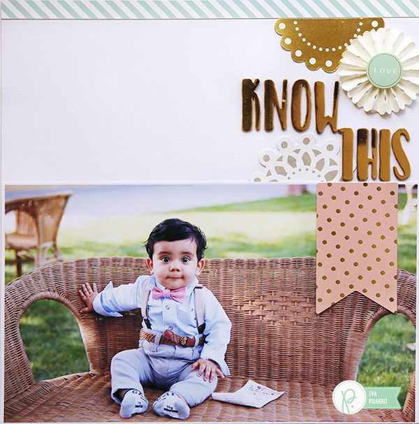 Big photo layout by @evapizarrov using #springfling collection by @pebblesinc