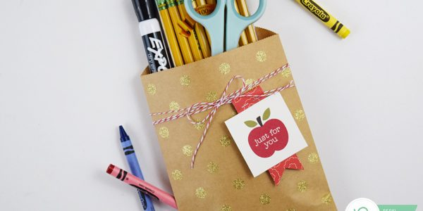Easy Back to School Gift