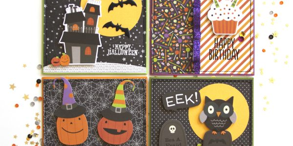 Halloween Cards for Teachers