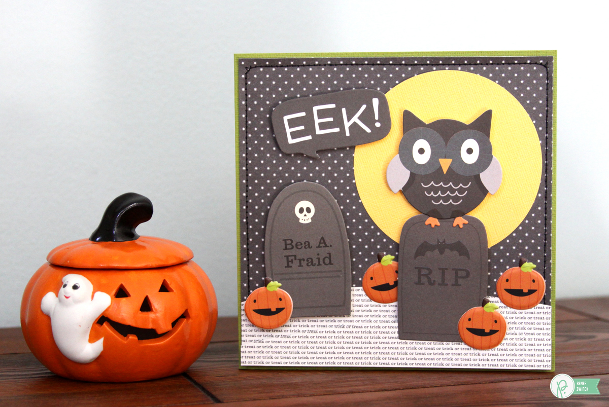 Halloween Cards for Teachers - Pebbles, Inc.