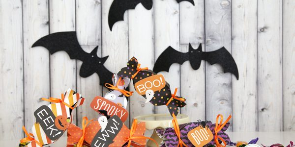 Halloween Candy Treat Boxes