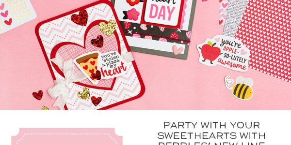 New from Pebbles: My Funny Valentine
