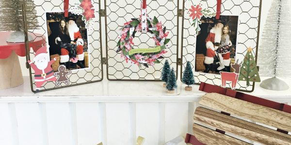 Holly Jolly DIY Home Decor