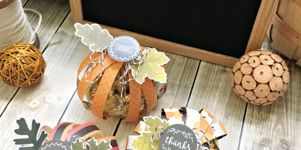 Quick Gift: Circle Inspired Pumpkin Surprise