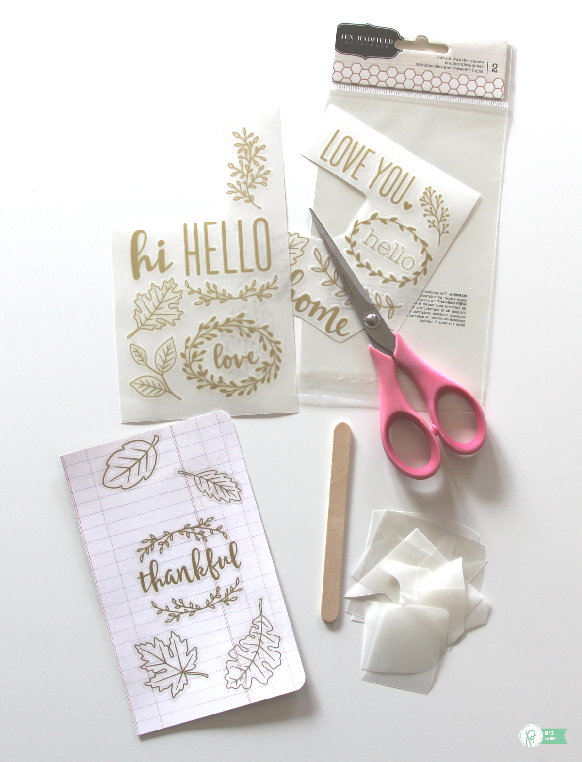 Near or far...send out these Thankful cards to your family and friends this Thanksgiving holiday by @reneezwirek using the #pbwarmandcozy collection by @pebblesinc and @Tatertots and Jello .com