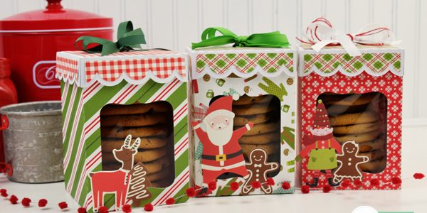 Easy DIY Cookie Box