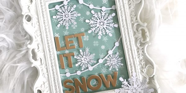 Let it Snow | DIY Snowflakes