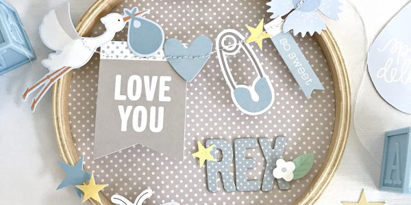 DIY Baby Room Decor