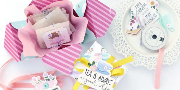 Tea Bag Boxes ft. Tealightful collection
