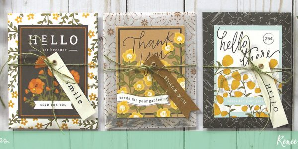 Seed Packet Quick Gift ft. Simple Life Collection