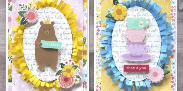 Teacher Thank You Cards | Teacher Appreciation Week
