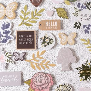Part of Pebbles Inc's new collections, Jen Hadfield's Heart of Home brings family and memories together #jenhadfield #heartofhome