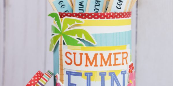 Summer Activity Idea Jar