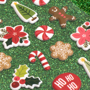 Part of Pebbles Inc's new collections, Merry Merry is festive and bright, perfect for your holiday activities #merrymerry #christmas