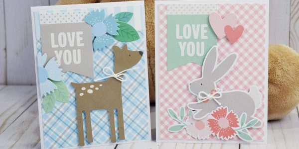 Baby Boy and Girl Cards