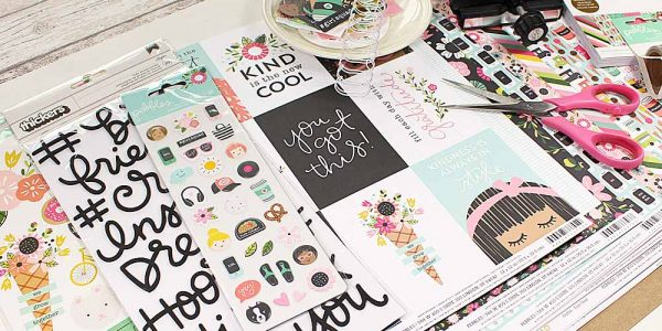 Summer Holiday Projects | A Fun and Funky Girl Squad Journal