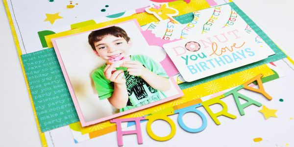 Creating a Memorabilia Pocket on your next layout!