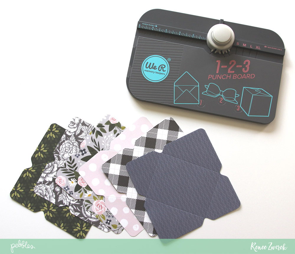 Quick Gift Card Holders by @reneezwirek using the #HeartOfHome collection by @pebblesinc and @Tatertots and Jello .com