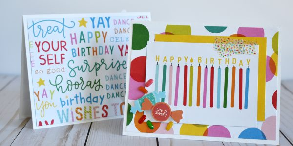 Quick and Easy Happy Hooray Card Set