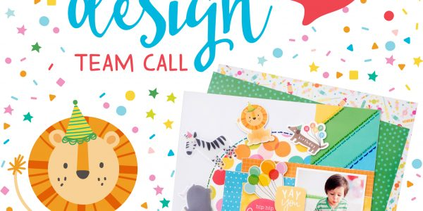 Pebbles Design Team Call for 2017-2018!