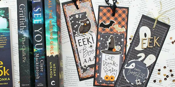 Create a quick gift for book lovers