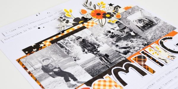 Document your Fall Traditions on your next Layout