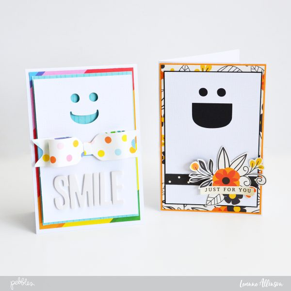Pebbles Inc Cards that will make you smile!