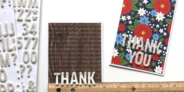 Thank You Cards for Veteran's Day