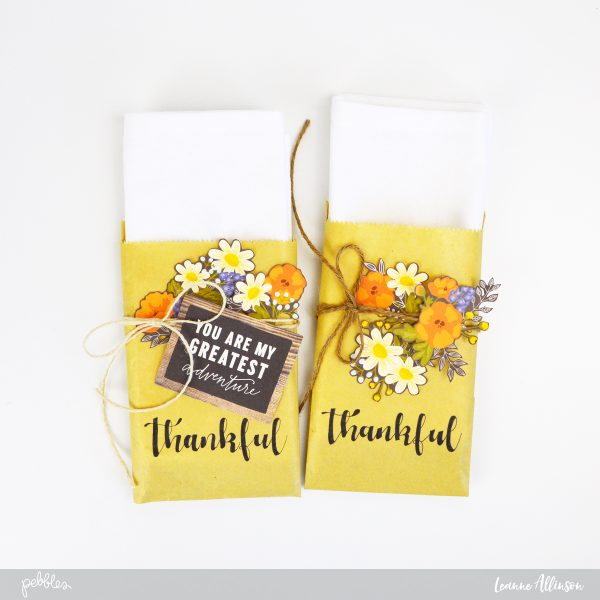 Paper bag Fall Decor ideas