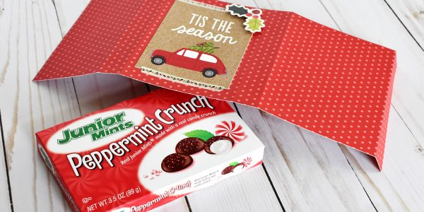 "Easy ""Merry Merry"" Holiday Party Favors"