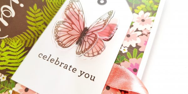 Patio Party Concertina Tag Cards