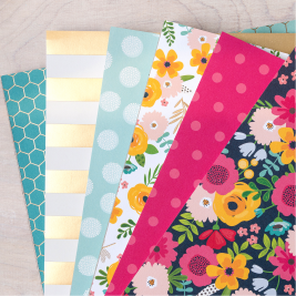 A new collection is here! The new paper prints from the Jen Hadfield @tatertotsandjello line are drool-worthy!