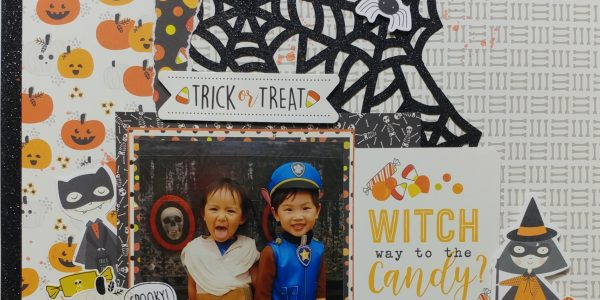Spooky and Sweet moments with Guest Designer Karla Der!