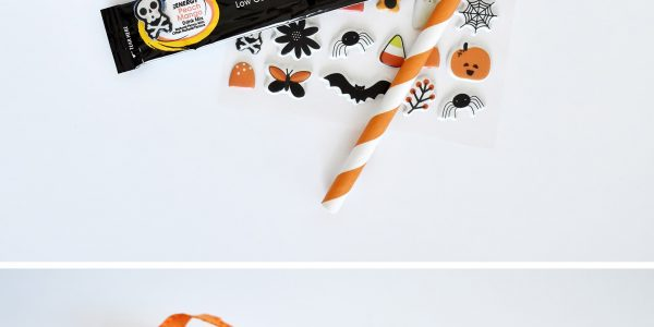 Halloween Treat Pocket Tags