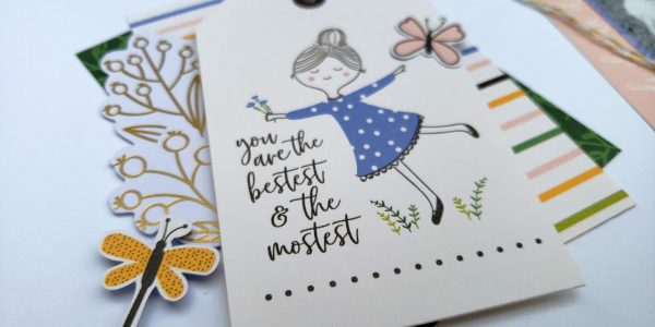 Life with the along the way collection from Guest Designer, Laurie!