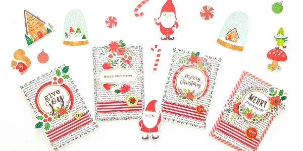 Cozy & Bright Cards with Amanda!