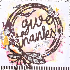Living with a grateful heart this November on the @Pebbles blog! #grateful #thanksgiving