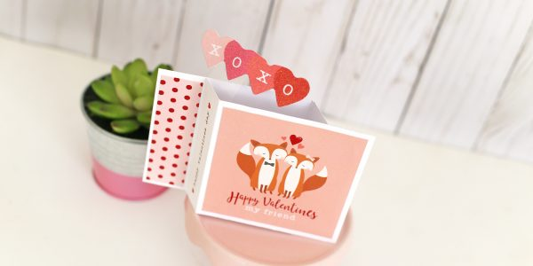 Valentine's Wiper Card