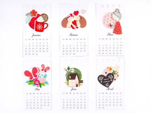 @dejolieschoses18 is on the blog with us today- and her calendar tutorial is too cute for words! @pebblesinc is blessed by her creativity!